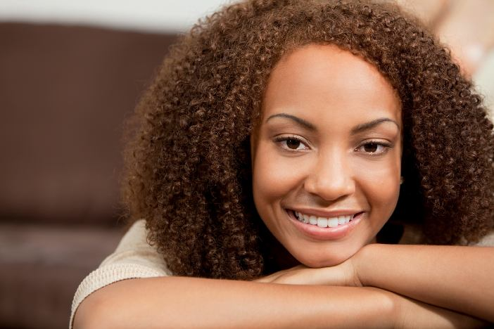 care routine afro-textured strands