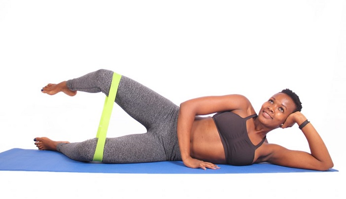 Clamshell Exercise