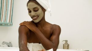How to exfoliate the body Africana Fashion