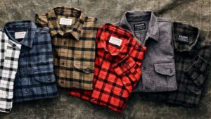 how to style a flannel